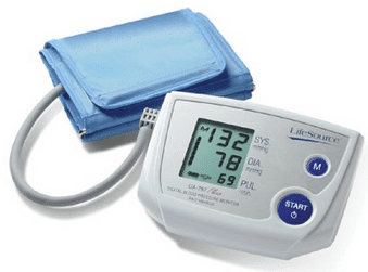 LifeSource UA-767 Blood Pressure Monitor