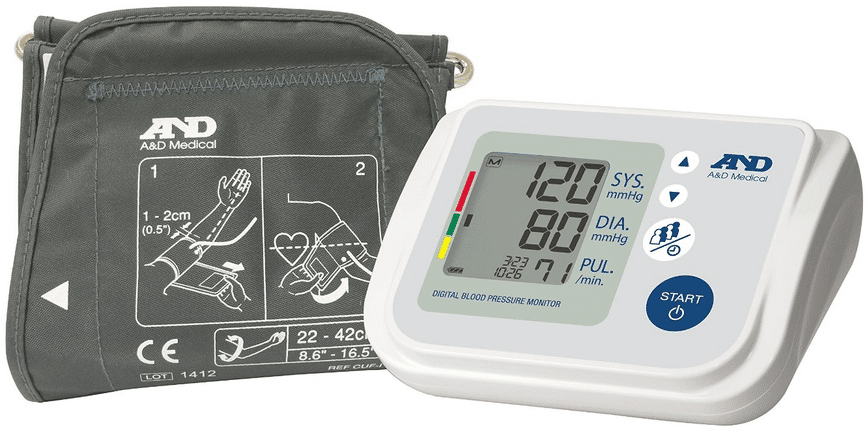 A&D Medical UA-767F Monitor