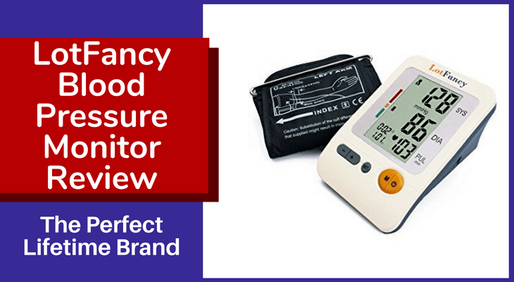 LotFancy Blood Pressure Monitor Review