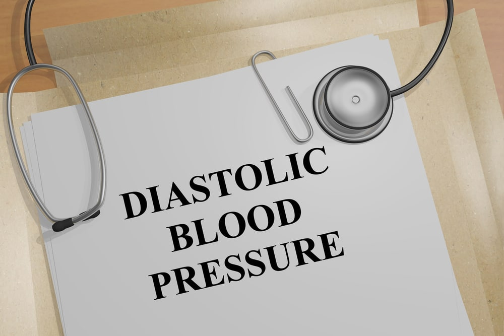 high diastolic blood pressure